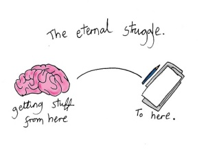 writers_eternal_struggle