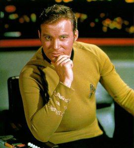 Kirk warp factor